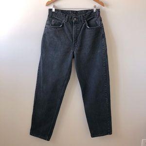Vintage Levi's 634 Orange Tab High Rise Mom Jeans